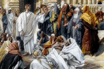 Dia 30 - Evitemos a Vaidade Que Nos Faz Ter Uma Vida Hipócrita