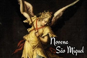 Novena em Honra a São Miguel Arcanjo
