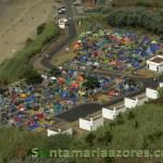 Parque de Campismo na Praia Formosa