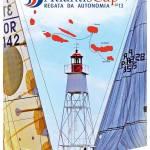 Regata da Autonomia 25 anos de Atlantis Cup