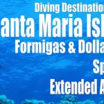 Diving the Blue Santa Maria