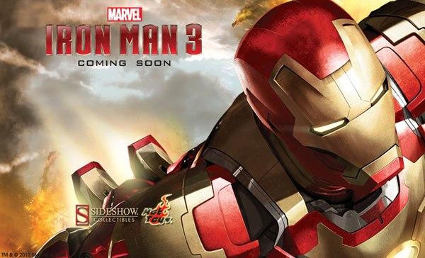 Homem de Feero 3 ironman 3