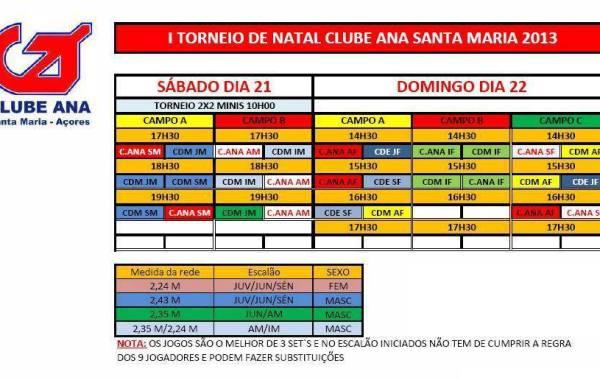 Torneio _ Clube Ana