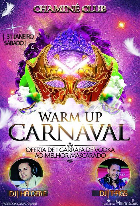 Chamine-Carnaval-Warm-UP
