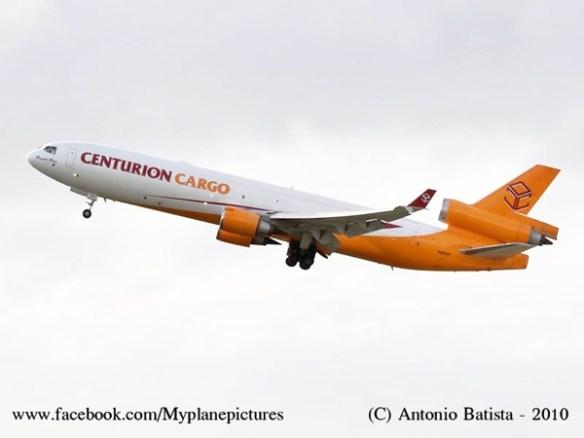 MD11F Centurion Cargo