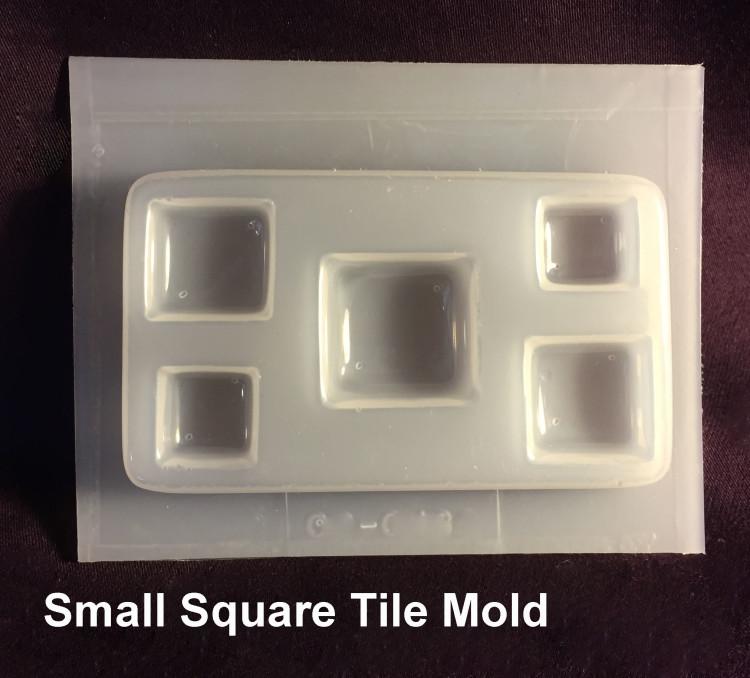 Small Square Tile Mold