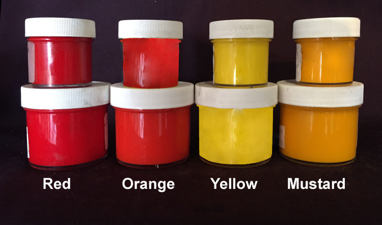 Opaque Pigments For Resins (1oz)