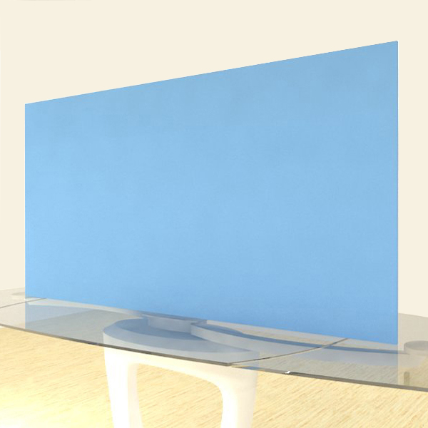 Acrylic Sheets – Cut To Size – Opaque Pale Light Blue – S2329