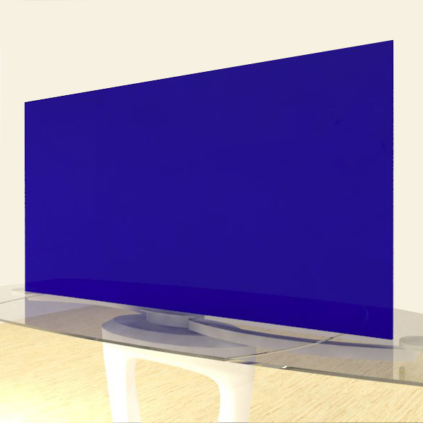 Acrylic Sheets – Cut To Size – Translucent Midnight Blue – S327