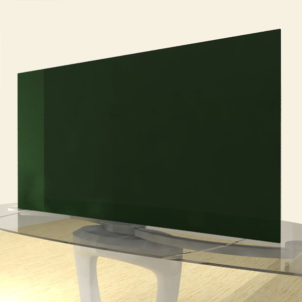 Acrylic Sheets – Cut To Size –  Opaque Dark Green – S4030