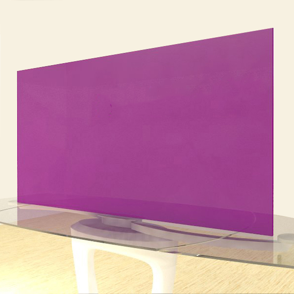 Acrylic Sheets – Cut To Size –  Translucent Lilac Purple – S-S160