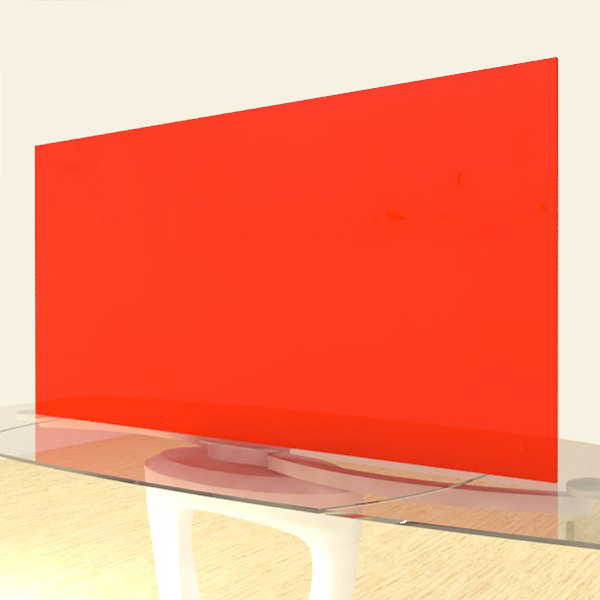 Acrylic Sheets – Cut To Size –  Amber – S2422