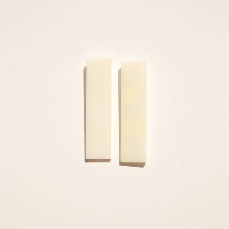 Alexis Post Earring – Ivory