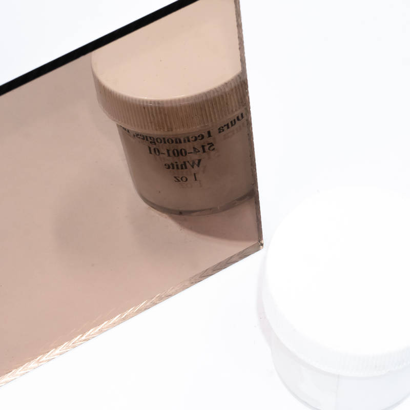 Mirror Sheets – Cut To Size –  Bronze Acrylic Mirror 1600