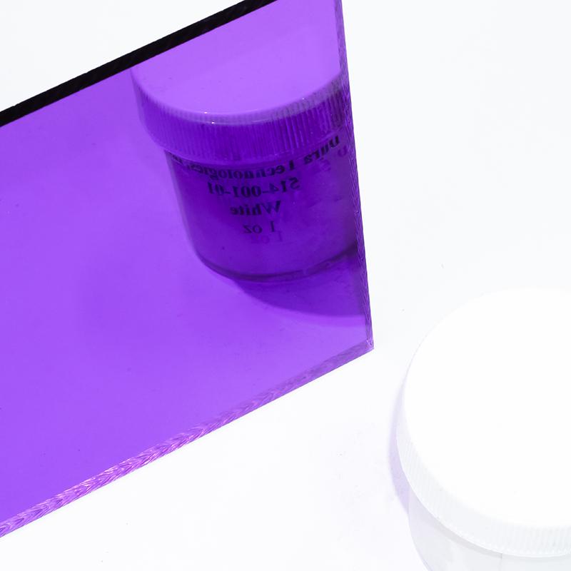 Mirror Sheets – Cut To Size –  Purple Acrylic Mirror 1020