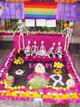 Santa Muerte Alfarería 1 nov 09 165