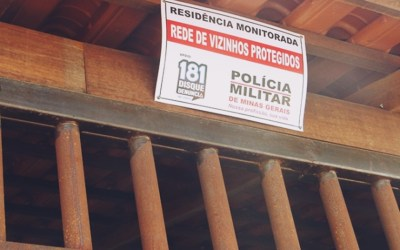 Itatiaiuçu ganha rede de vizinhos protegidos