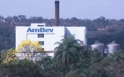 Ambev suspende produção em Juatuba