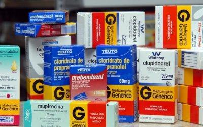 Aumento dos preços dos remédios é suspenso por 60 dias