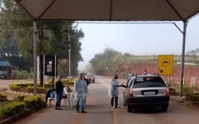 Com casos de Covid-19 aumentando; Rio Manso instala barreiras sanitárias