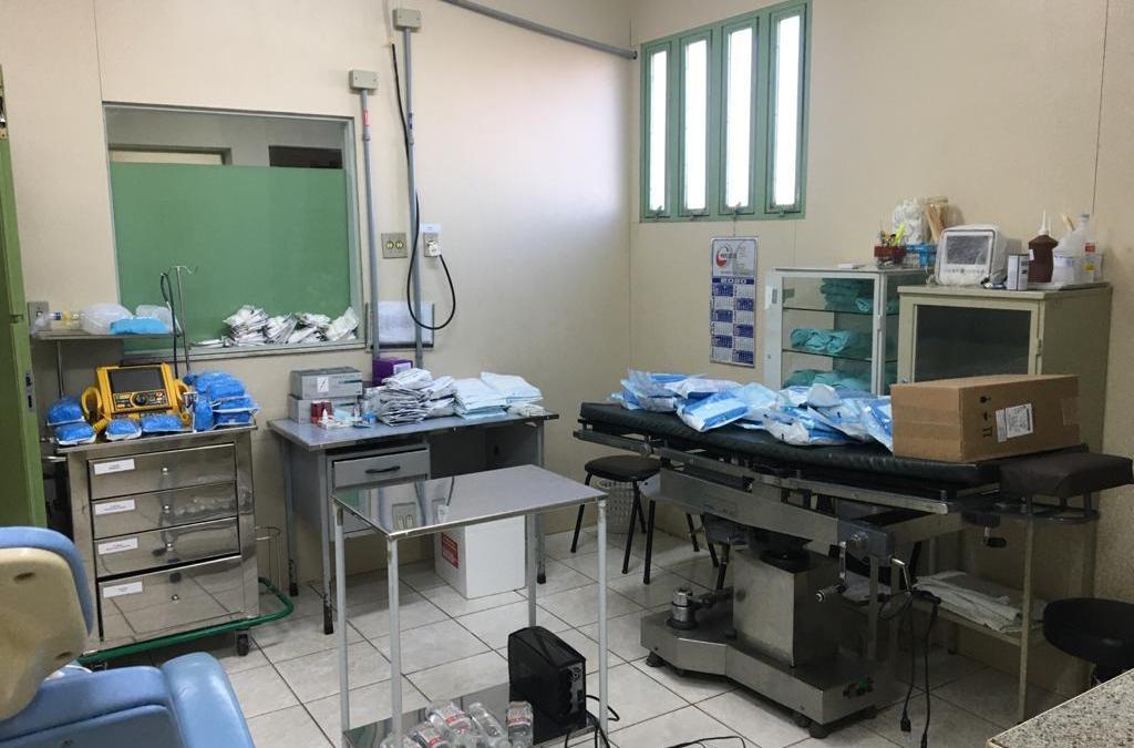 Centro de Oftalmologia realiza 30 cirurgias de catarata nesta sexta