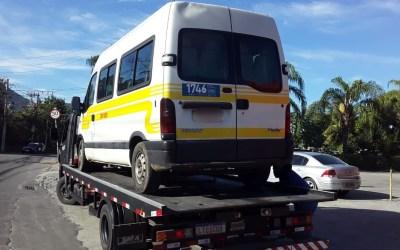 Lançada campanha contra transporte clandestino