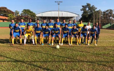 Doze equipes jogam o Campeonato Itaunense de Futebol Rural
