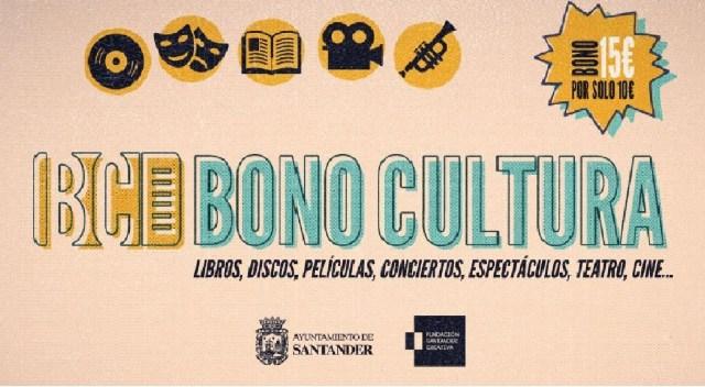 Santander lanzará en abril la tercera edición del Bono Cultura con 5.000 bonos