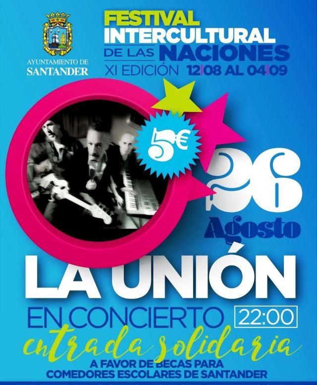 La Unión ofrece este viernes su concierto solidario en favor de las becas de comedor escolar