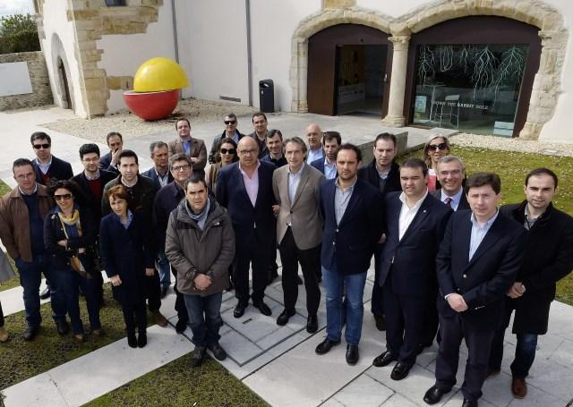 Una delegación portuguesa visita Santander para conocer su modelo de smart city
