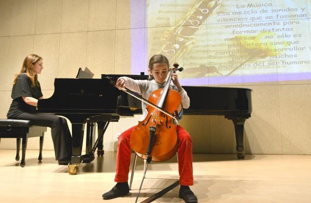 Jóvenes músicos de los conservatorios santanderino y mostoleño ofrecen mañana un concierto conjunto