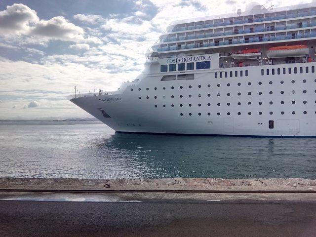 El crucero Costa NeoRomántica atracará en Santander el 8 de septiembre
