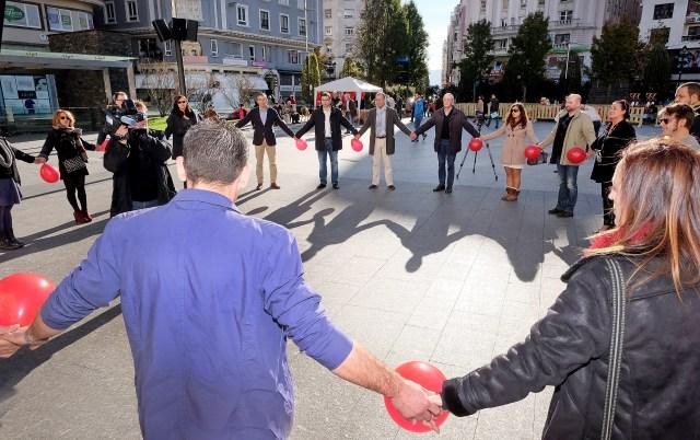 Santander se suma al Día Mundial del SIDA con una llamada a redoblar esfuerzos en prevención