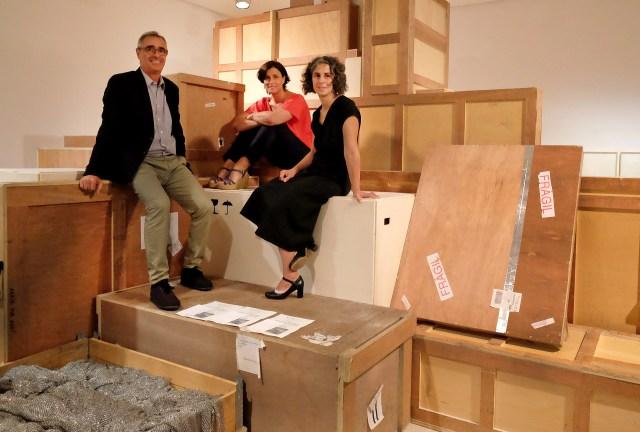 El MAS inaugura la exposición 'No hay nada tan importante' de Amaya González Reyes