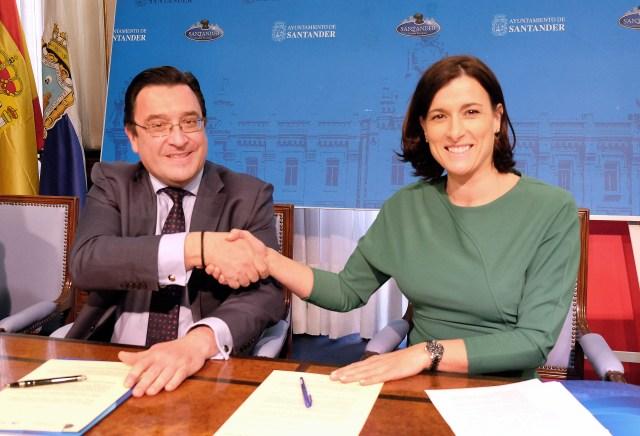 Ayuntamiento y Obra Social la Caixa renuevan su colaboración para el programa Manitas