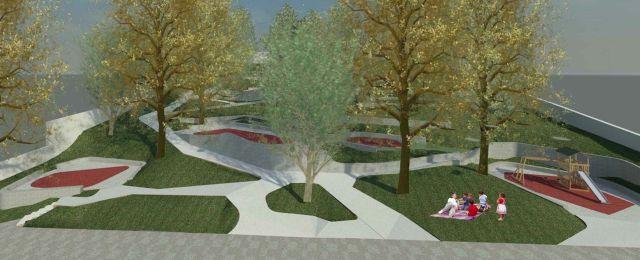 Diecisiete empresas optan a ejecutar la mejora integral del Parque de Menéndez Pelayo