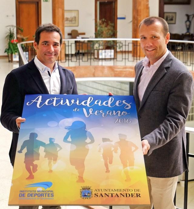 El IMD oferta casi 3.000 plazas en las actividades de verano