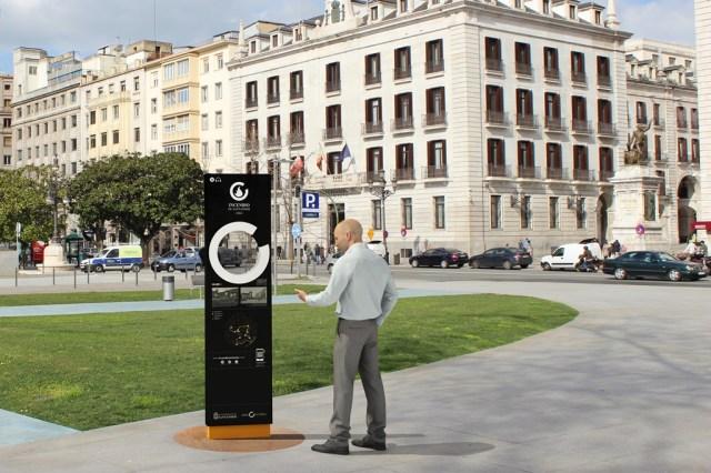 Santander ampliará su Anillo Cultural con la inauguración de 'La Ruta del Incendio'
