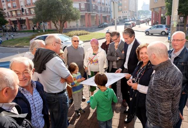 El Ayuntamiento invertirá 1,2 millones en la urbanización de nueve viales de la ciudad