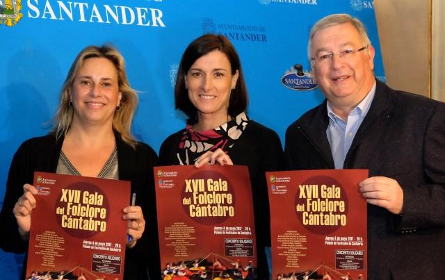 Más de 250 intérpretes actuarán el 4 de mayo en la Gala del Folclore Cántabro