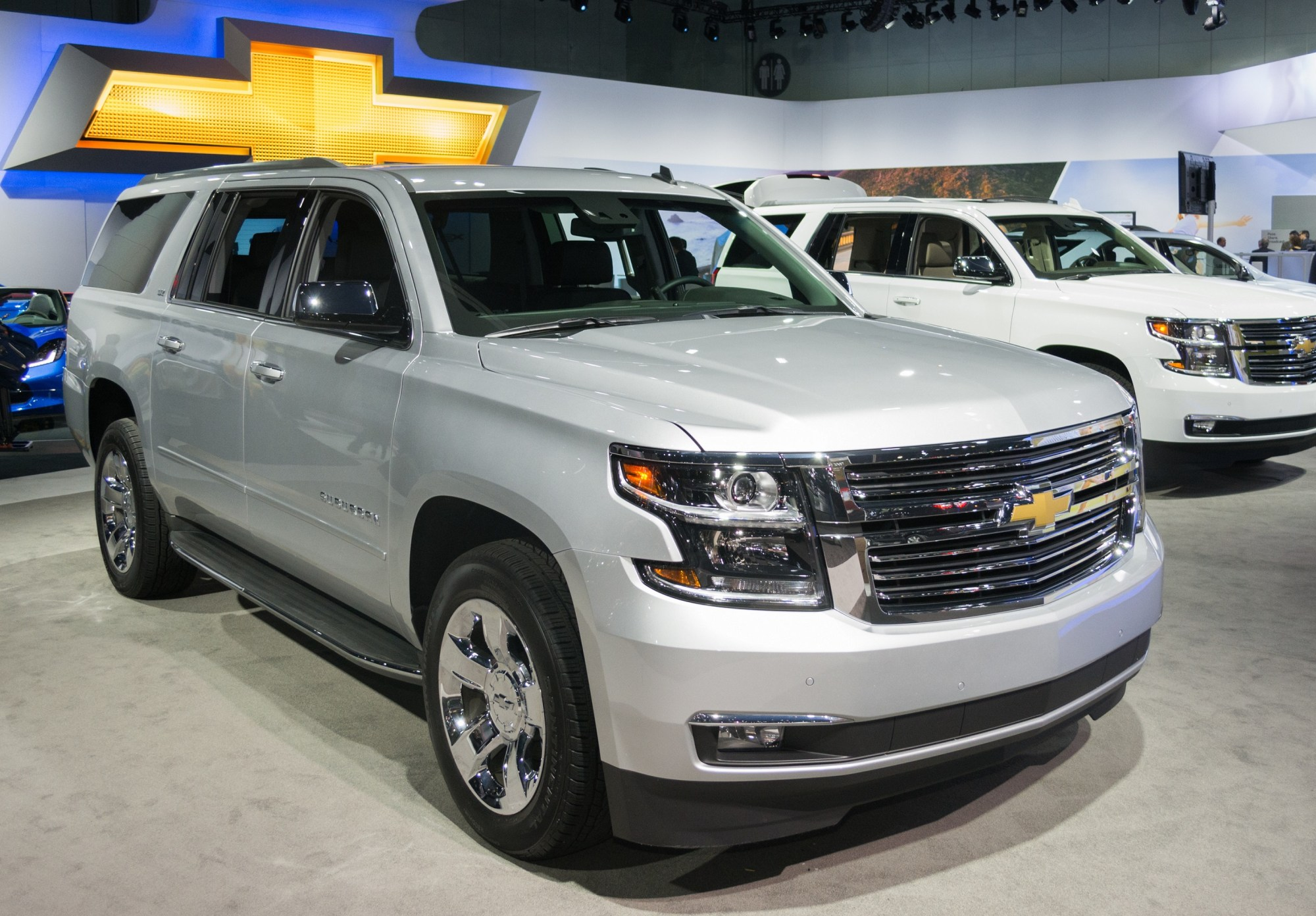 hight resolution of chevrolet suburban is the highest ranked domestic suv on list of longest lasting vehicles