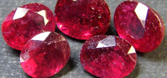 Guide to Burmese Rubies