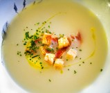 sopa crema de mi madre clara