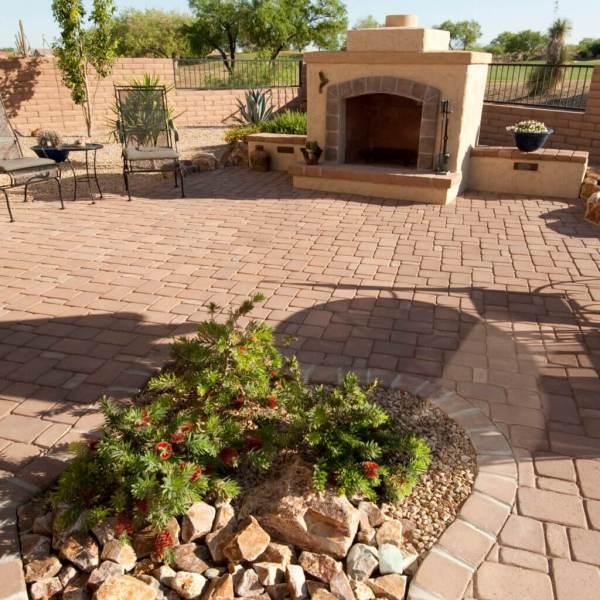 tucson pavers - driveway pool