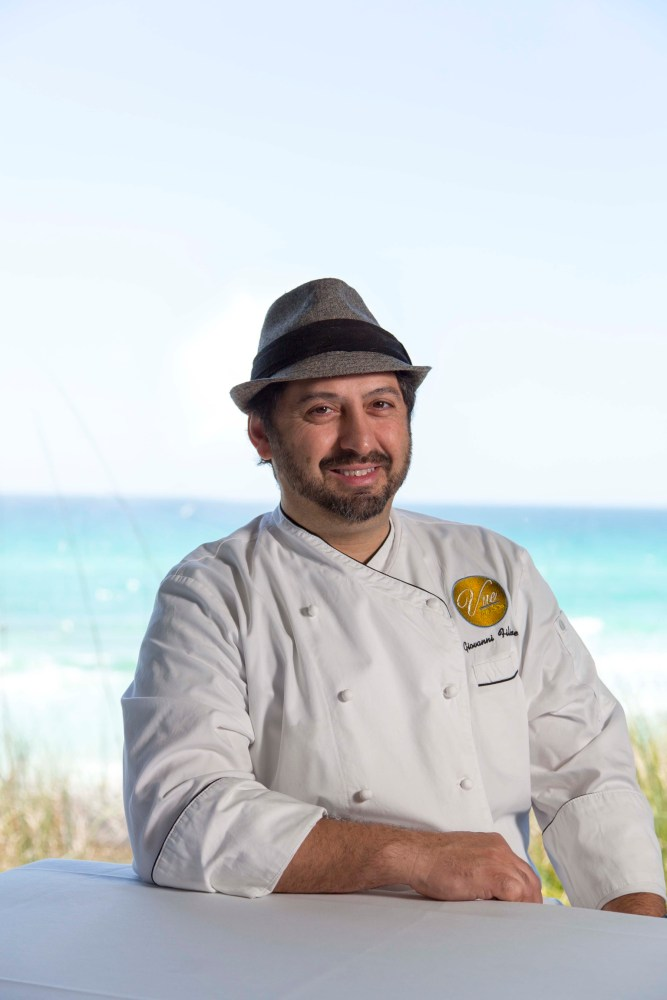 Chef Giovanni Filippone