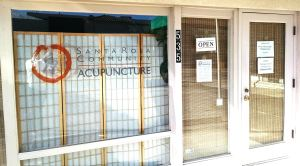 Santa Rosa Community Acupuncture front
