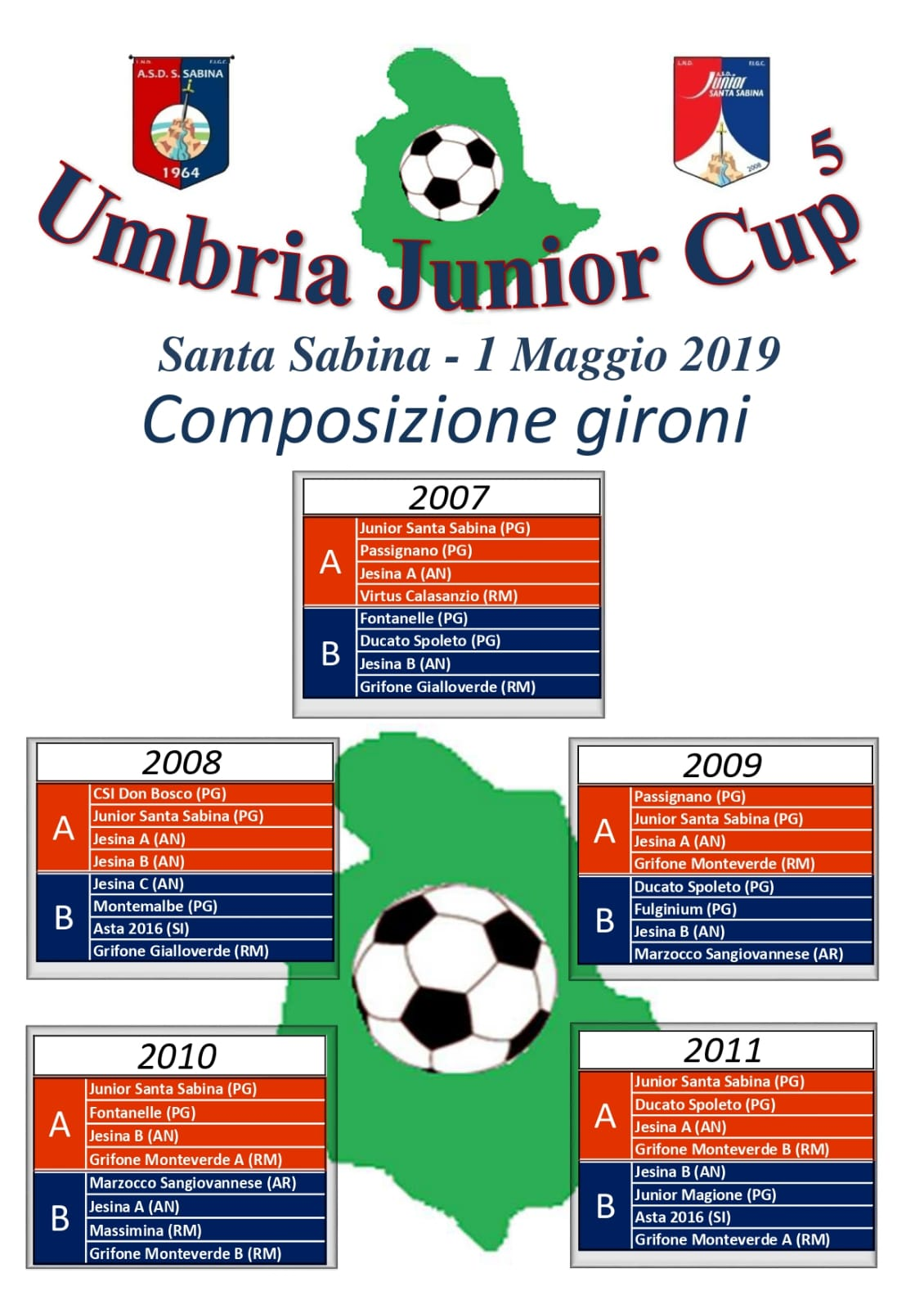 Umbria Junior Cup 5