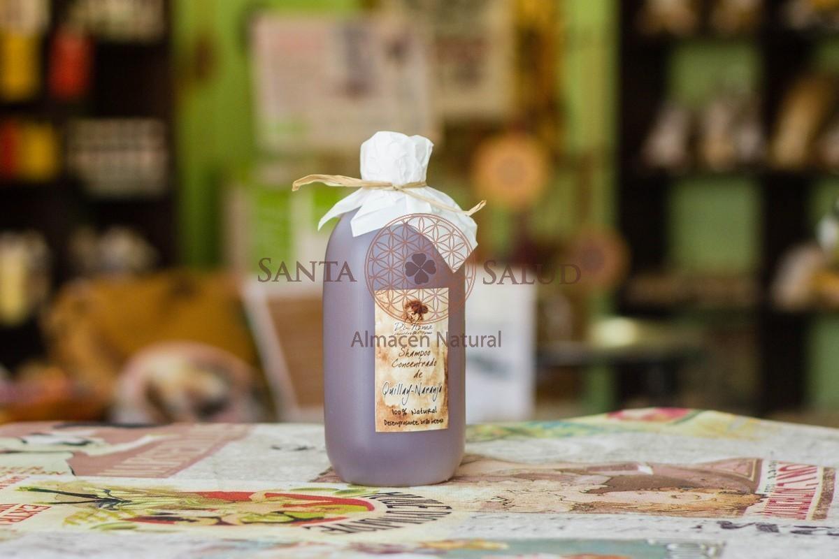 Shampoo concentrado quillay Di Nonna  Santa Salud