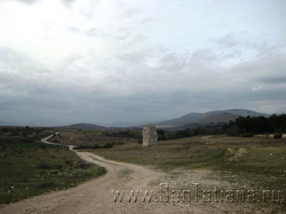 The Ancient Town of Peltuinum