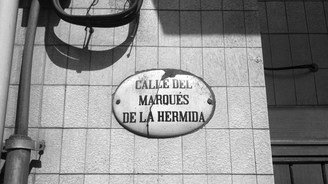 Placas de calle de Santander (I)